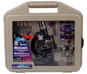 Kinder Mikroskop Set im Koffer -