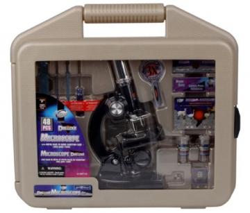 Kinder Mikroskop Set im Koffer