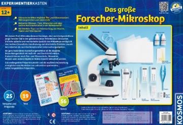 KOSMOS – Das große Forschermikroskop