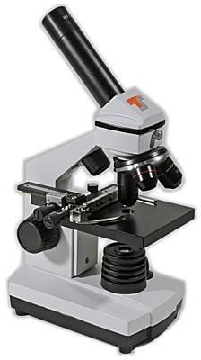 TS Optics Mikroskop inkl. Kreuztisch